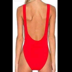 Dixperfect Swim - Dixperfect High-Leg One Piece Swimsuit
